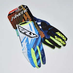 NWT FLY Racing Kinetic Motocross Gloves